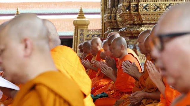 Thailand Hukum Biksu Pembenci Islam Pemuja Ashin Wirathu Myanmar