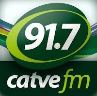 Rádio Catve FM de Foz do Iguaçu PR ao vivo
