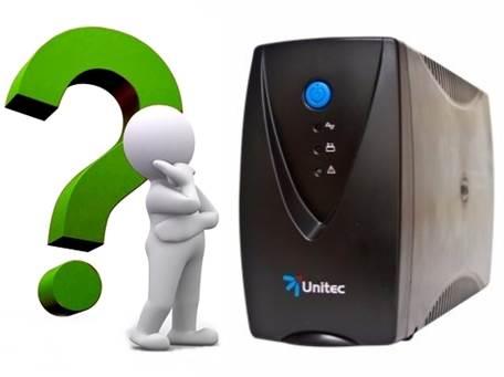 Dispositivos que puedes y que no debes conectar a tu UPS unitec