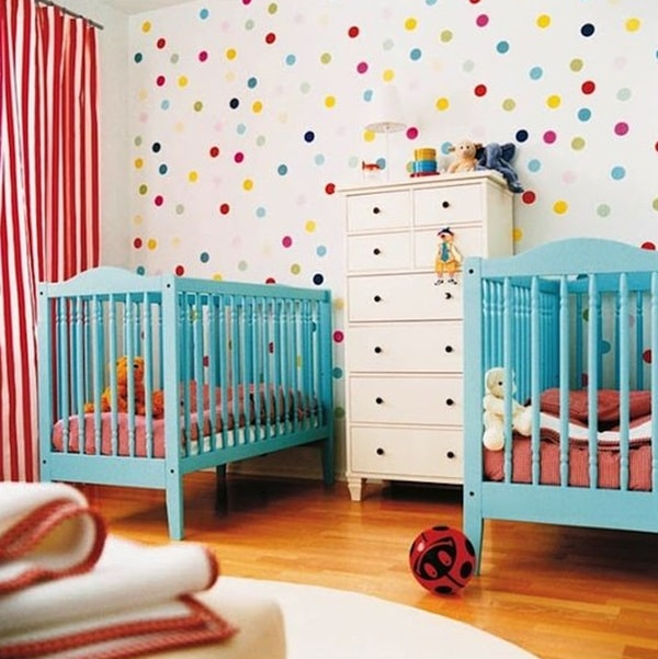 6 Original and Different Baby Bedrooms 7