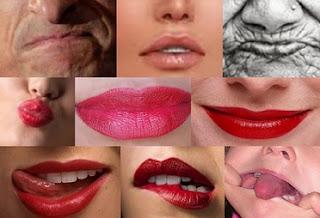 Gura si buzele in comunicarea nonverbala