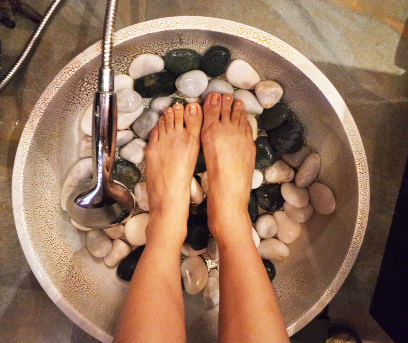 Pampering myself at Healthland Wellness Center @ Setia Alam | by