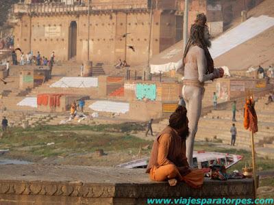 Escapadas en la India (VIII): Varanasi y alrededores