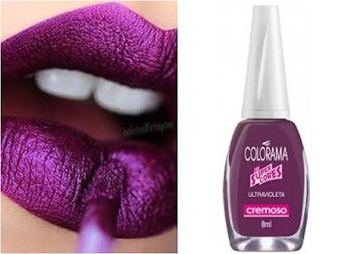 Resultado de imagem para violet a cor do ano