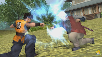 download Dragon Ball Evolution Game PSP For Android - www.pollogames.com