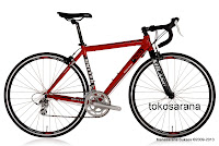 Sepeda Balap United Milano Racing 16 Speed Shimano 700C