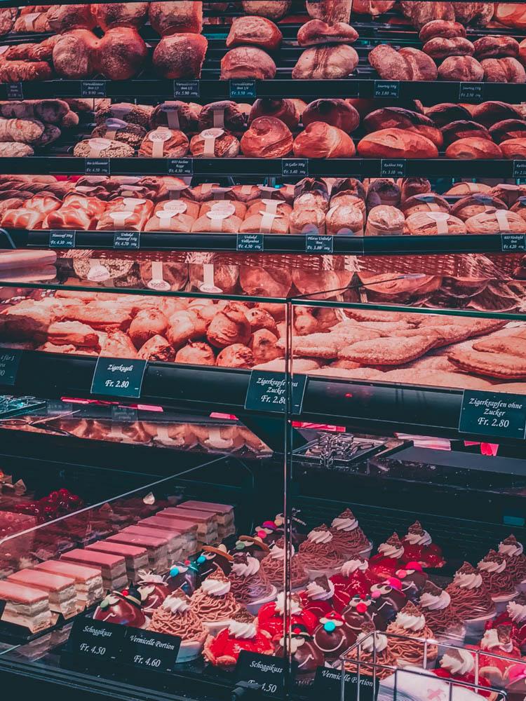 zurich - blog voyage - laquotidiennedele - food