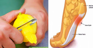 A PEEL OF LEMON CAN ELIMINATE JOINT PAIN FOREVER!
