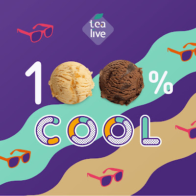 Free Tealive Kapiti Ice Cream Scoops