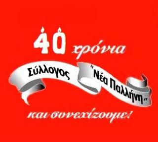 3226a59adbf Κοπή πίτας του Συλλόγου Νέα Παλλήνη