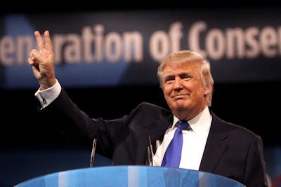 Donald Trump: Half of Britons endorse state visit