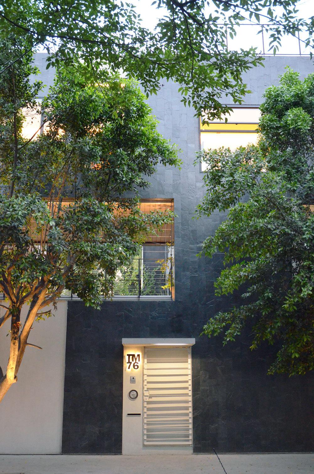 casa cormanca arquitectura sostenible para la ciudad de m xico ecosiglos. Black Bedroom Furniture Sets. Home Design Ideas