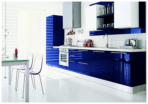 Kitchen Colors: Modern Kitchen Color Schemes and Design