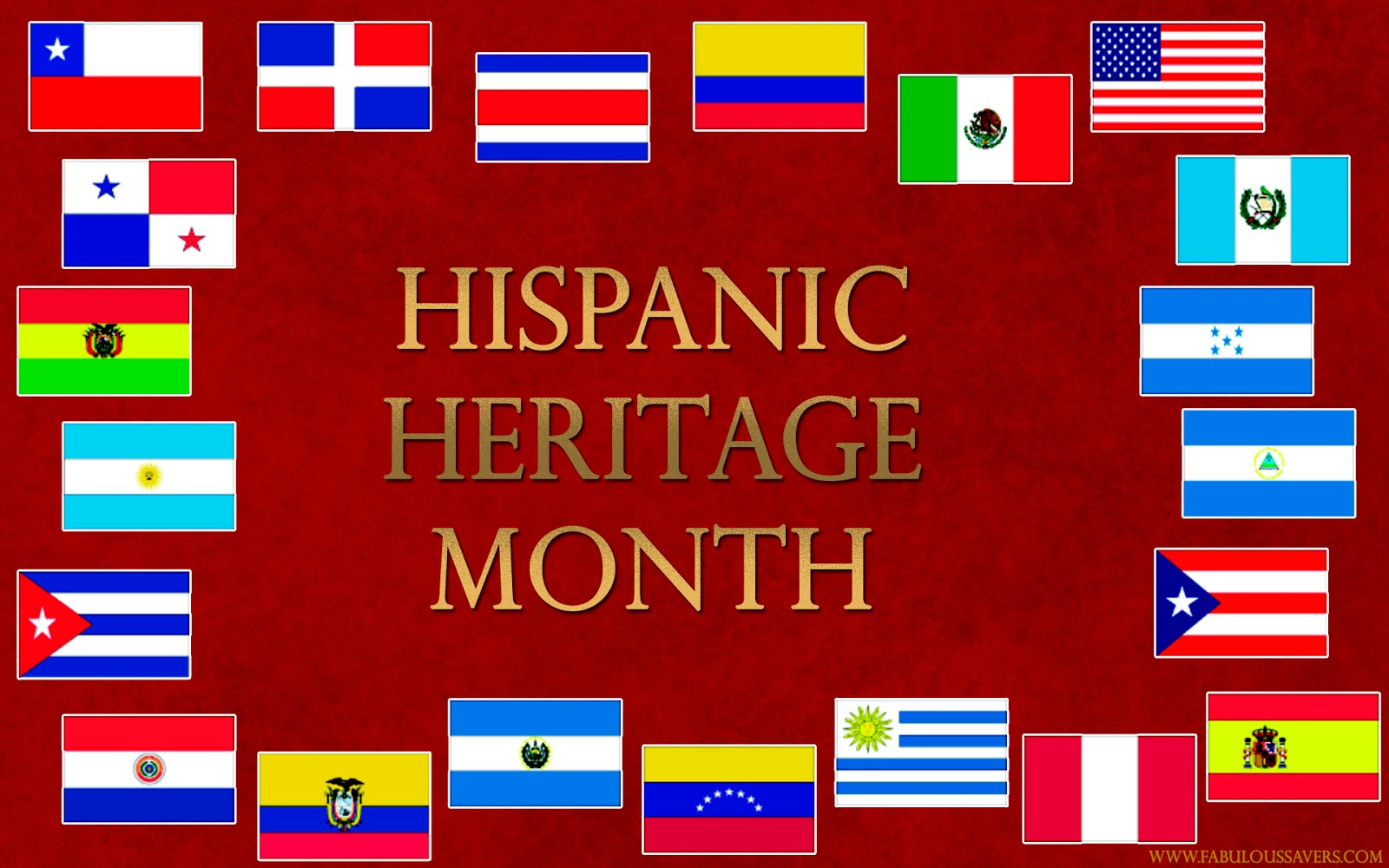 Observations From A Simple Life Hispanic Heritage Month