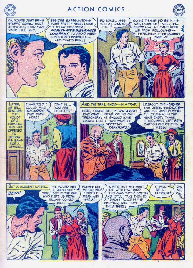 Read online Action Comics (1938) comic -  Issue #159 - 19