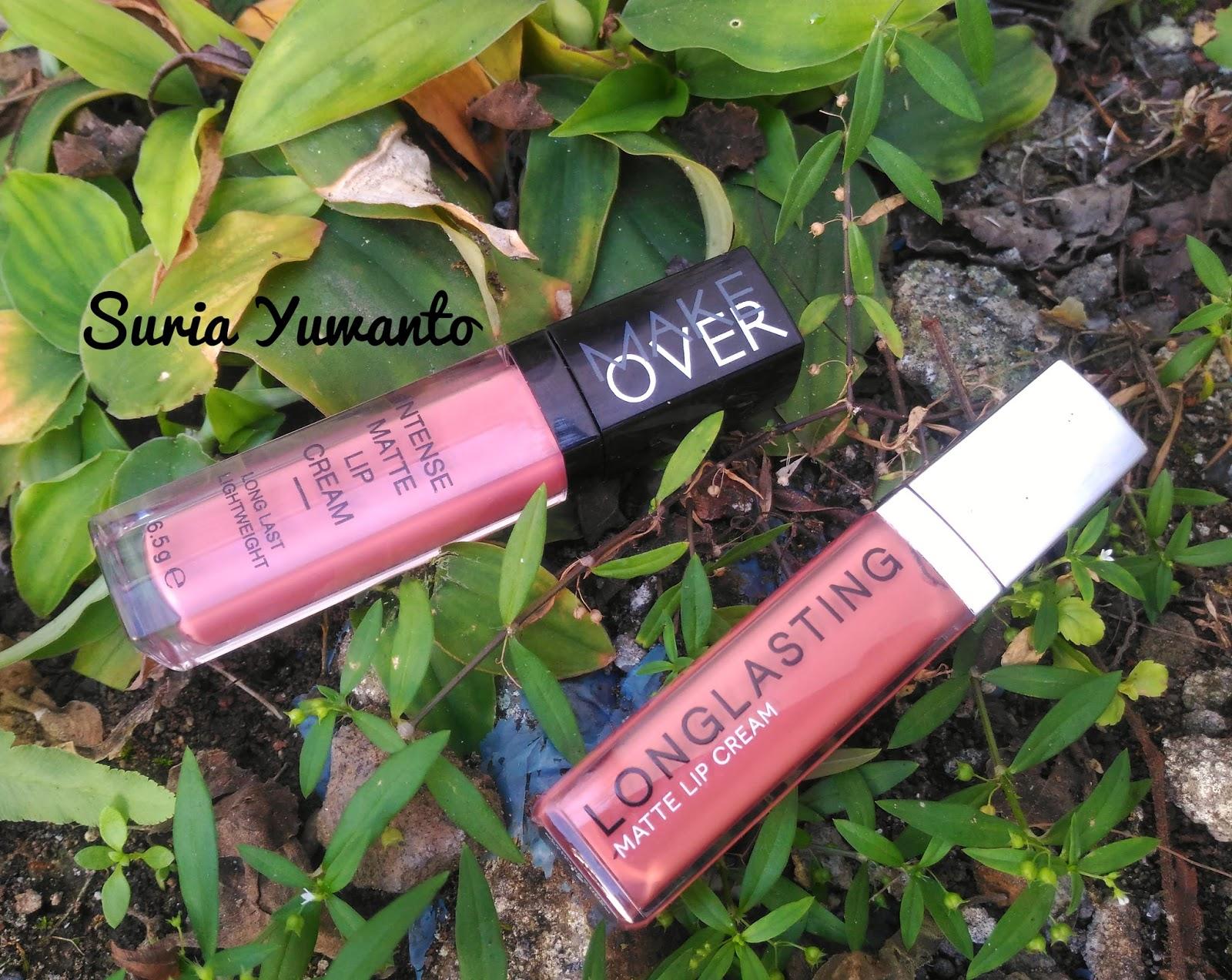 The Journey Make Over Vs Lt Pro Matte Lip Cream Lips Penampakan Lipstick Nya Seperti Di Bawah Yah Sekilas Warnanya Mirip Warna Sekebon But Ketika Aplikasi Kan Berbeza Alamalaysia 1
