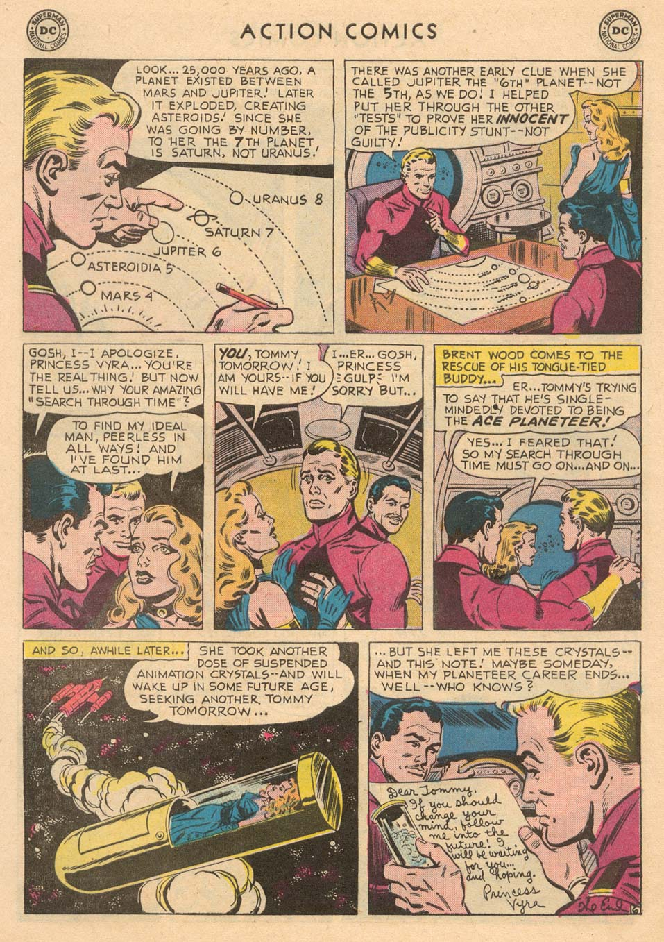 Action Comics (1938) 221 Page 31