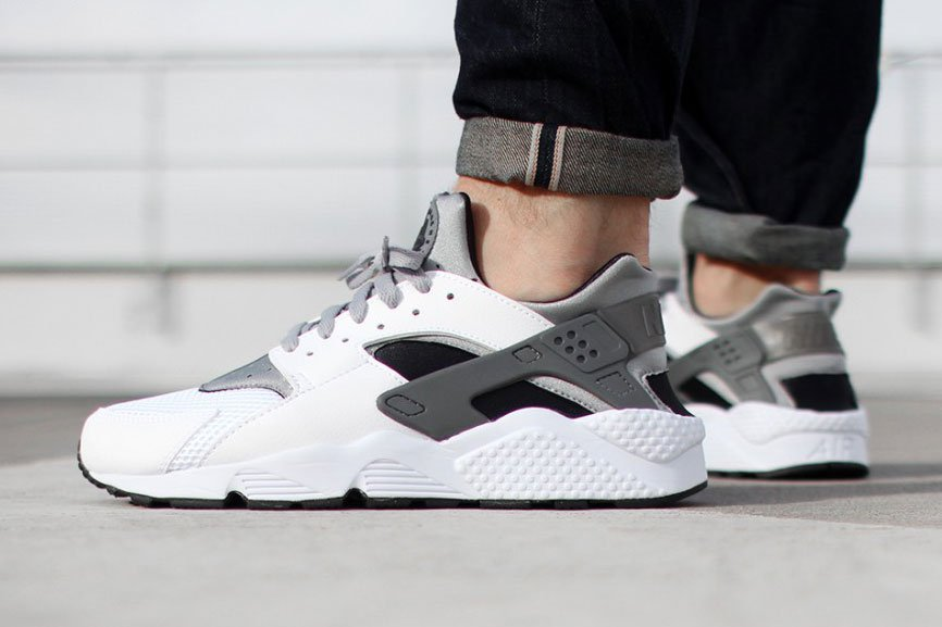 ~ Huarache Whiteamp; Melon Nike Lemon Air Grey tshxrQdC