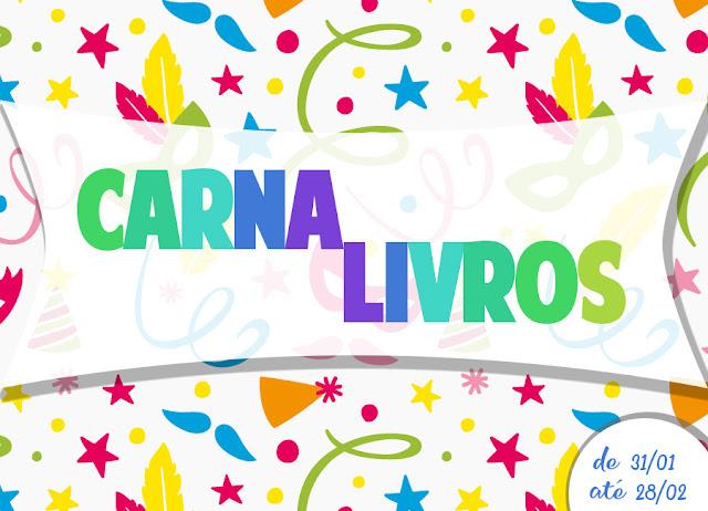Sorteio CarnaLivros