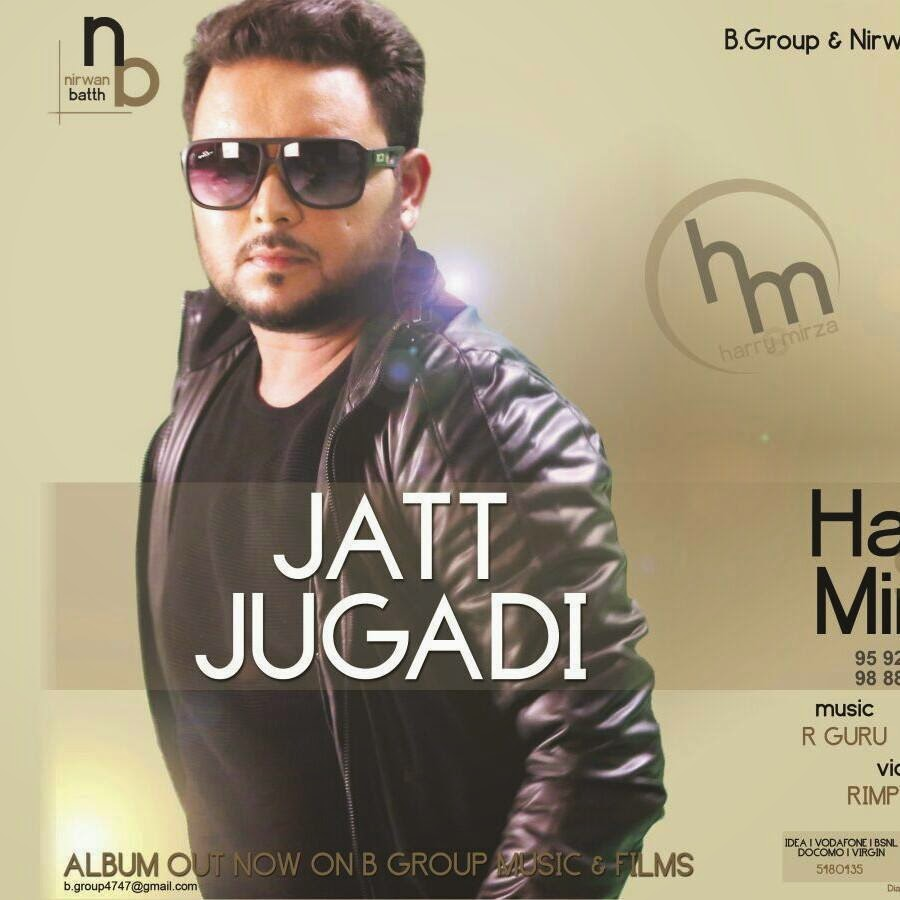 Jatt Jugadi Harry Mirza