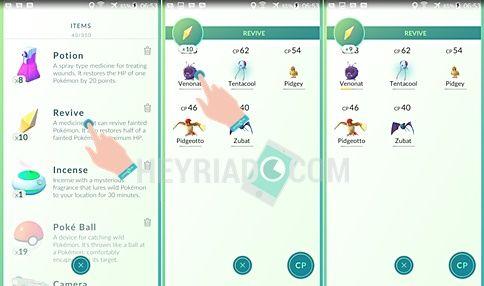 Cara Menambah HP Pokemon Go Menggunakan Revive