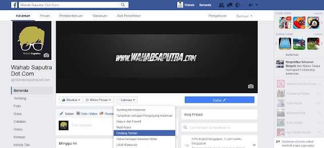 7 Cara Alami Meningkatkan Jumlah Like Facebook Fanpage