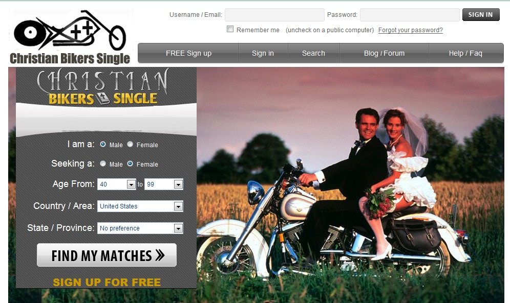 Dating sites for bikers