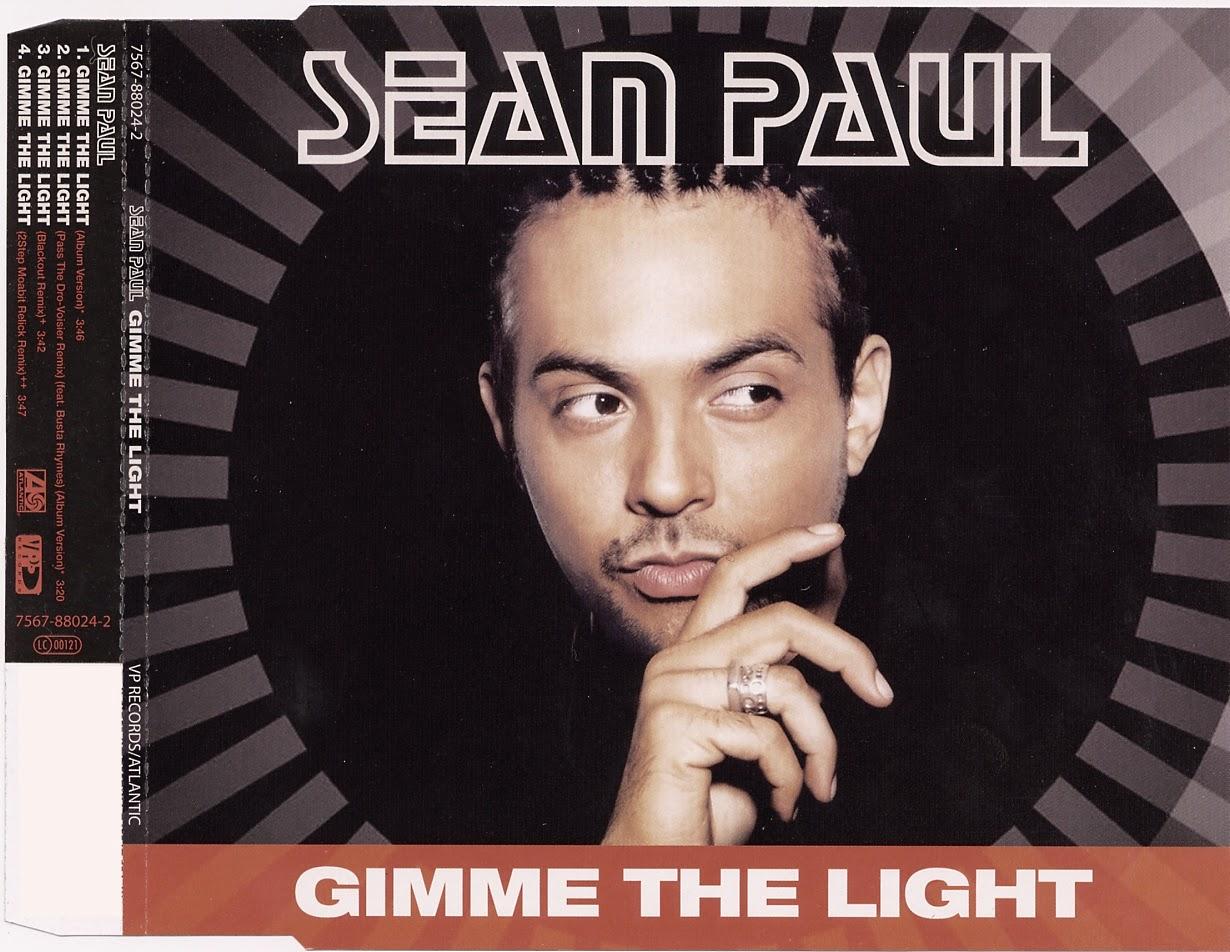 Urban Scene Releases: Sean_Paul-Gimme_The_Light-CDM-2003-TLT