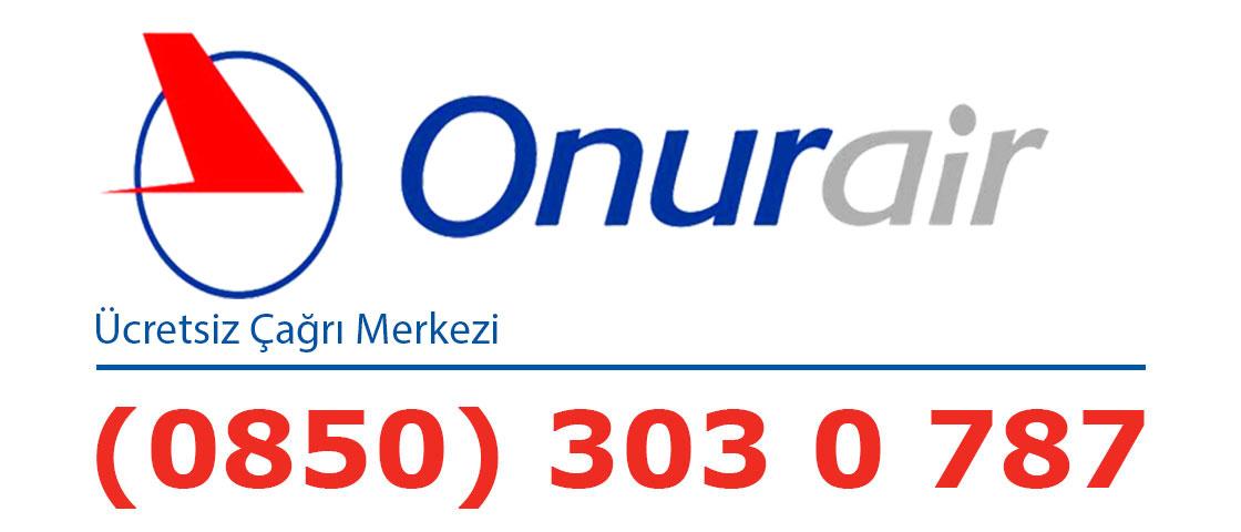 Onur Air Havayolları Logo