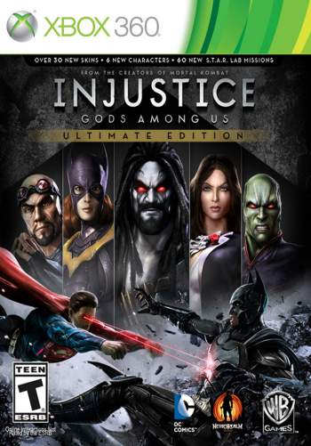 Injustice: Gods Among Us Dublado PTBR (LT 3.0 RF) Xbox 360 Torrent