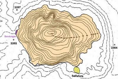 contoh peta topografi