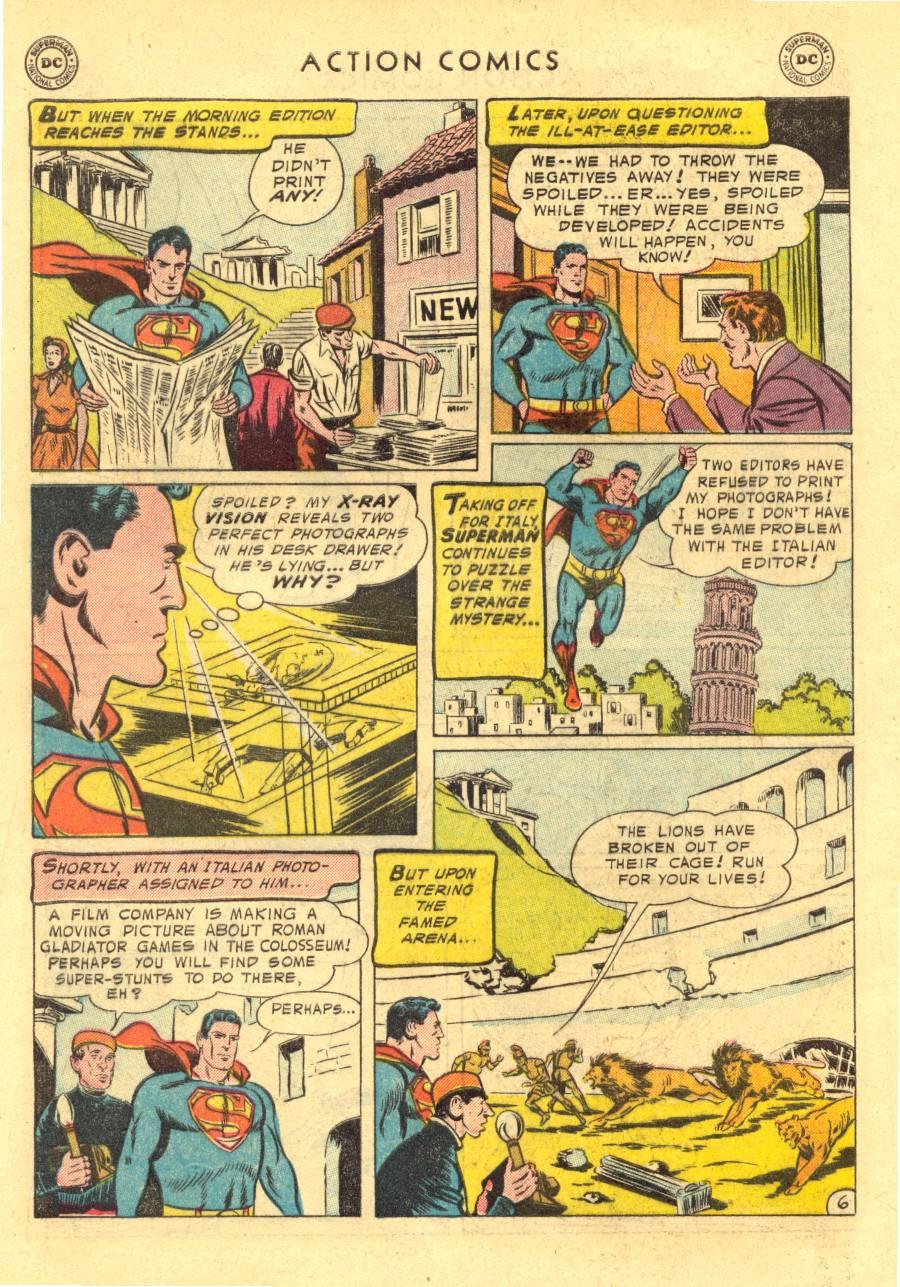 Action Comics (1938) 211 Page 7