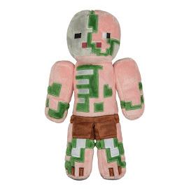 Minecraft Spin Master Zombie Pigman Plush
