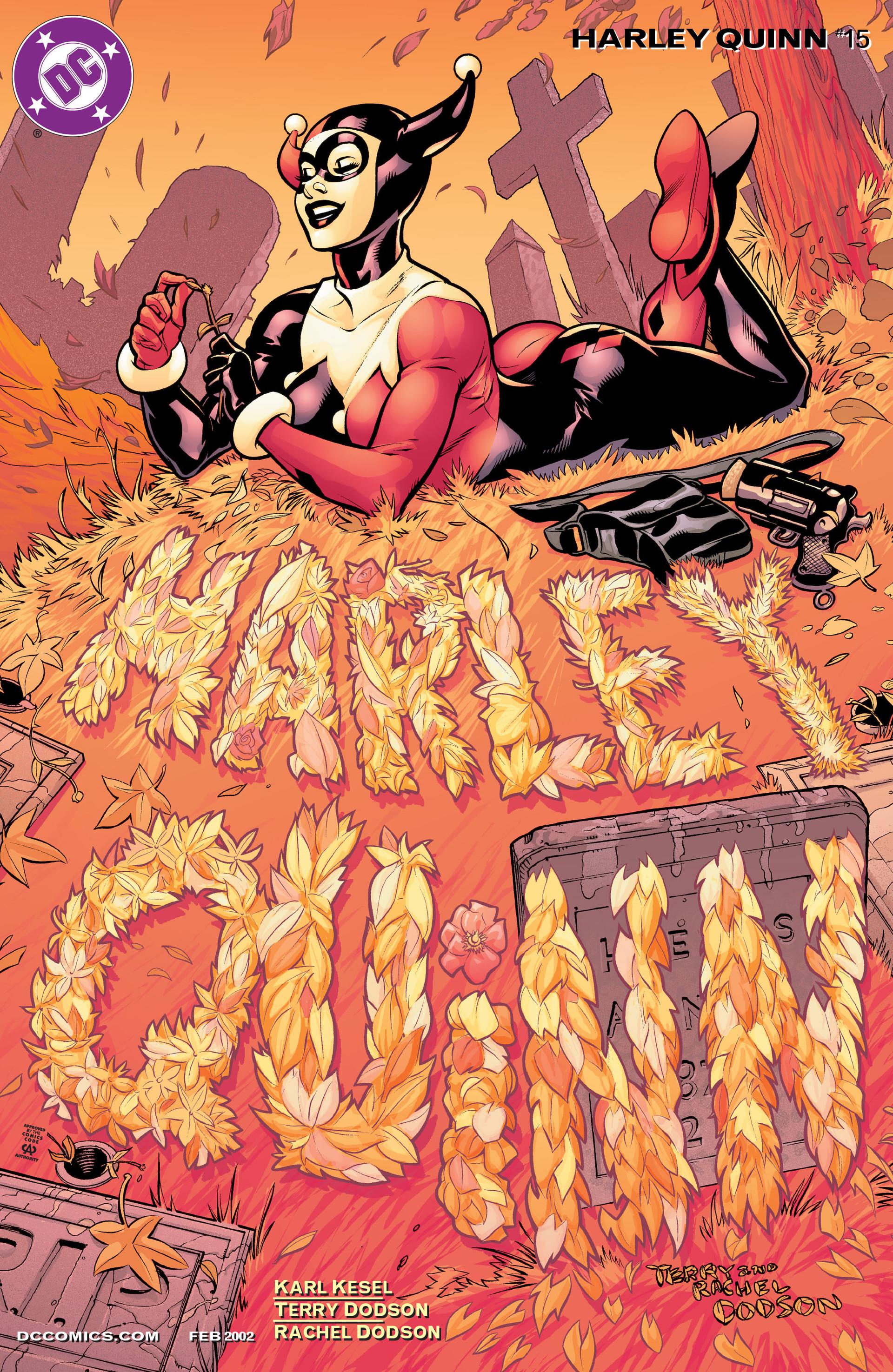 Harley Quinn (2000) Issue #15 #15 - English 1