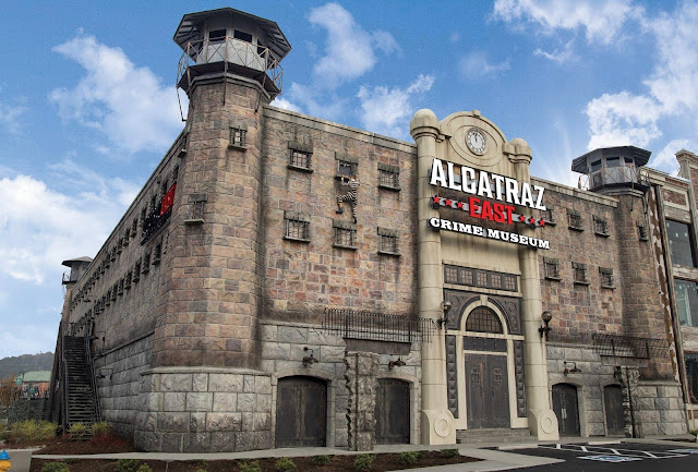 5 Reason's To Visit Alcatraz East In Pigeon Forge
