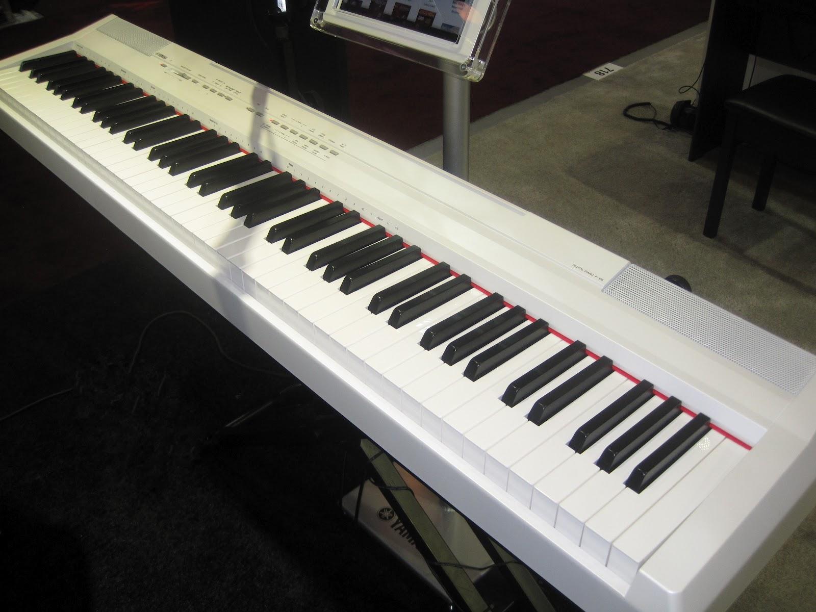 clps408 Yamaha Weighted Keyboard