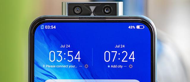 مراجعة هاتف فيفو V17 Pro بست كاميرات