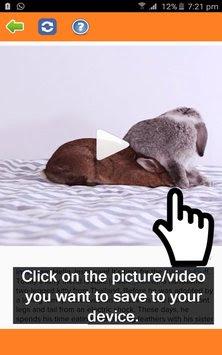 تطبيق تحميل وتنزيل فيديو من انستجرام مجانا