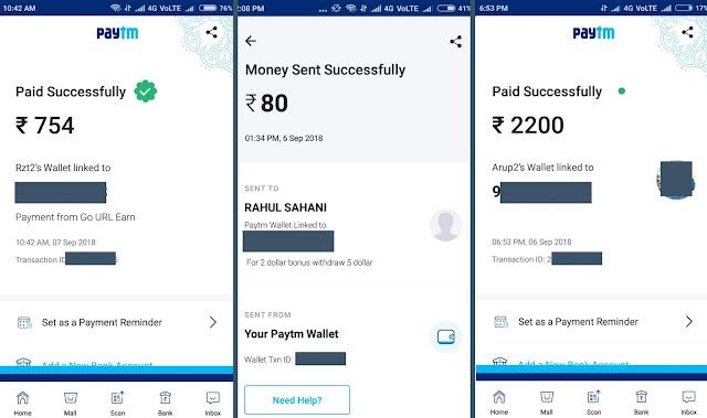 earning proof of go url earn