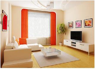 Desain Ruang Keluarga Rumah Minimalis Sederhana