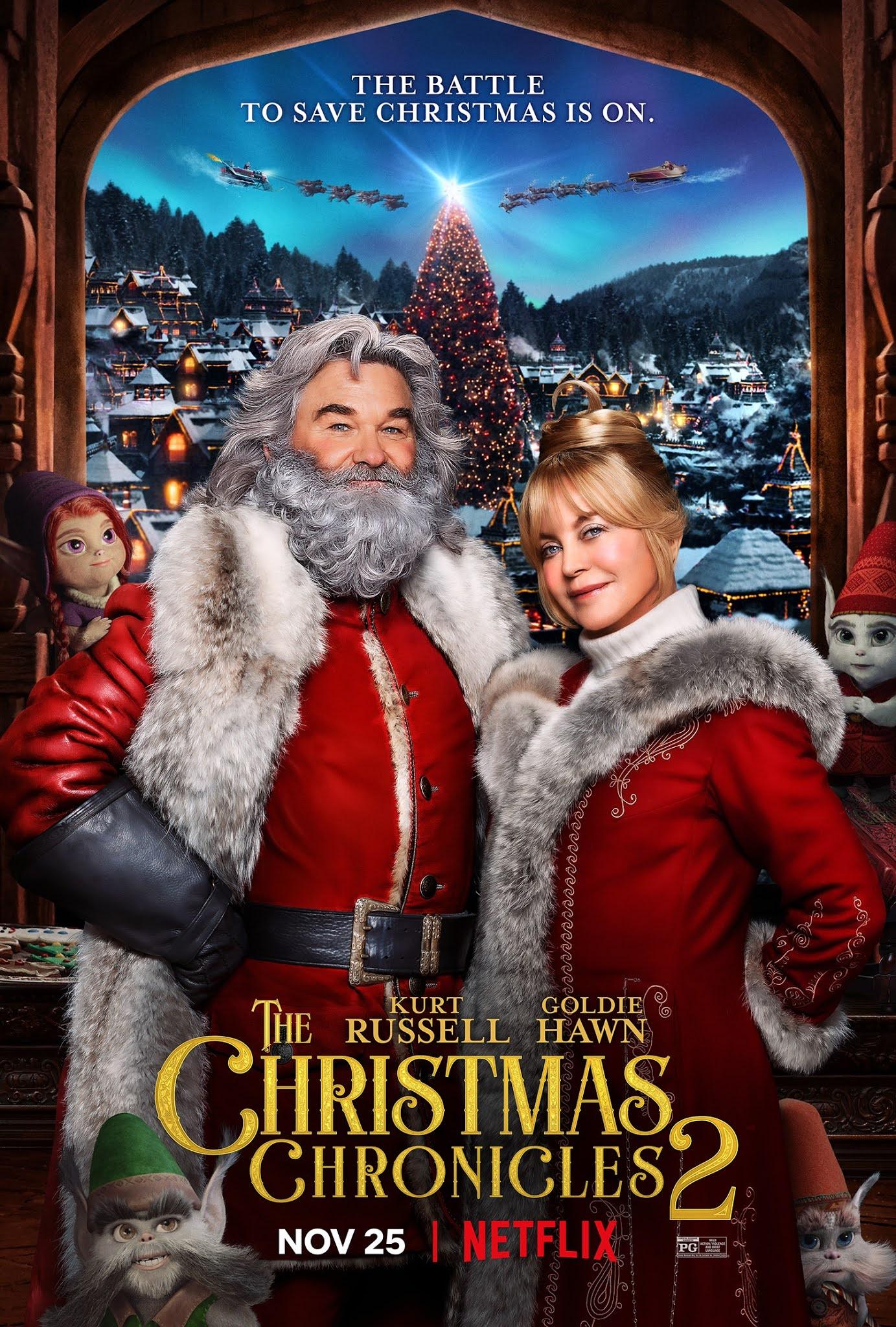 Biên Niên Sử Giáng Sinh (Phần 2)