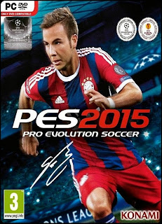Download PES 2015 for PC Full Version