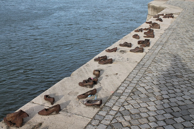 Shoes, Danube, Hungary