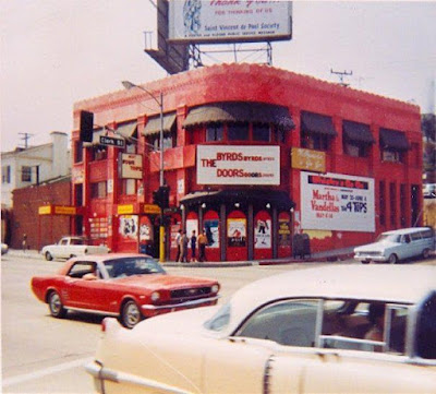 The Doors. Whisky A Go Go