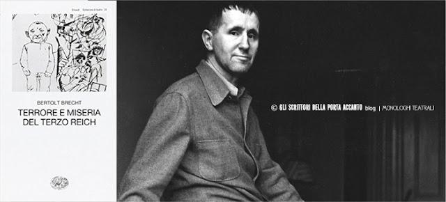 Terrore e miseria del Terzo Reich - Bertolt Brecht