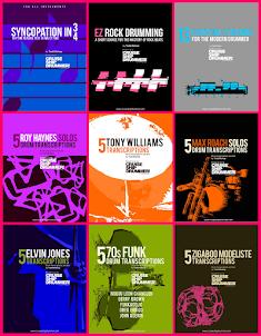 电子书:Max,Tony,Elvin,Zig的5个转录本,更多内容!