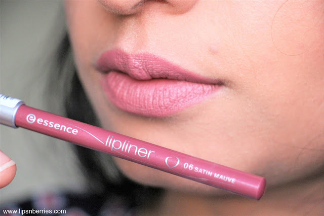 MAC soar lip liner dupe