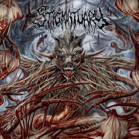 Stigmatuary - Decimation of Psyche CD 2016