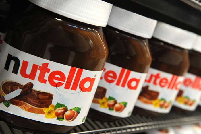 Nutella Jars Can Cover The Great Wall of China!