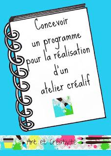https://www.teacherspayteachers.com/Product/Concevoir-un-programme-pour-la-realisation-dun-atelier-creatif-2075939